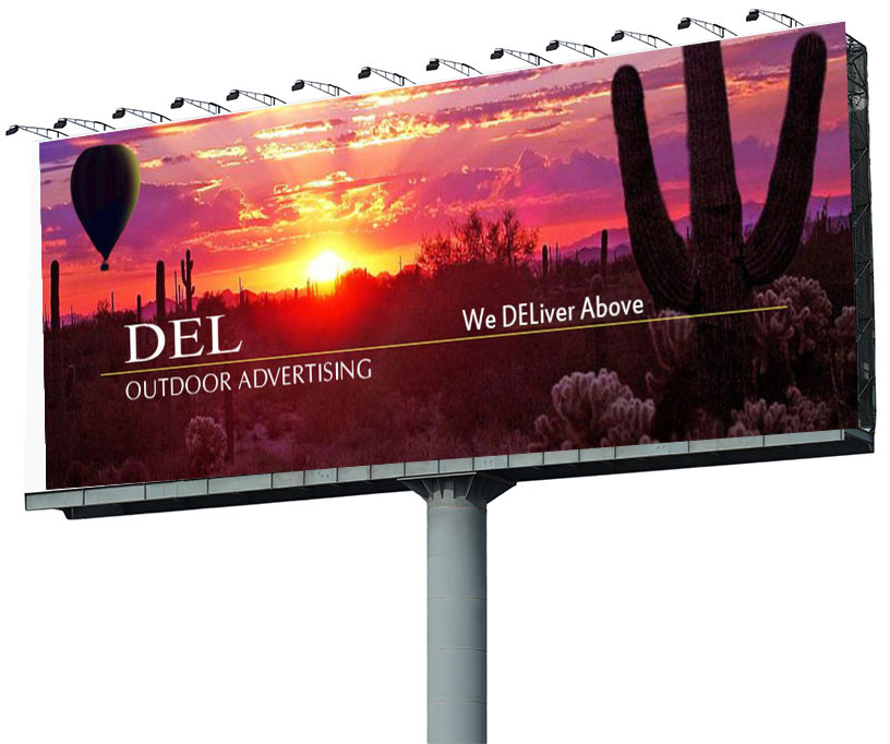 Del Outdoor Advertising