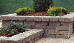 Innovative Stoneworks Segmented Retaining Walls, Kingman, Az